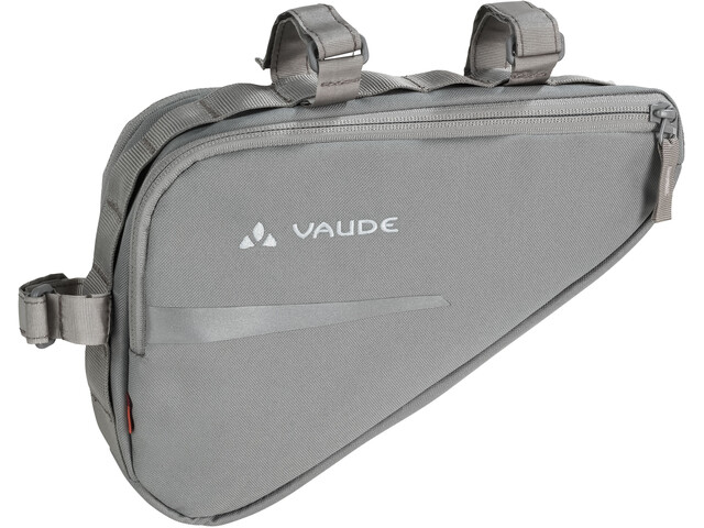 VAUDE Triangle Frame Bag pebbles